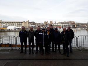 Les Copains à Bristol