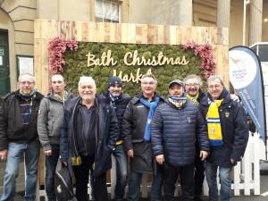 Marché de Noël à Bath