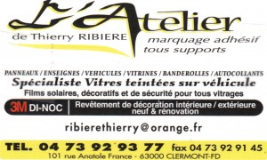 Marquage-Thierry RIBIERE