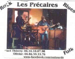 Orchestre-Les Précaires