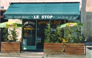 Restaurant Le STOP