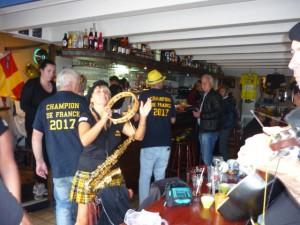 Encore des champions..au bar !!!